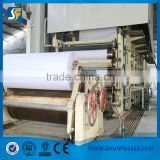 A4 paper making machine with good quality