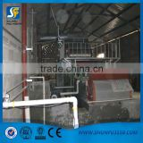 Waste paper recycling machine paperboard making machine