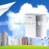 Dust sensor Home Air Purifier with ionizer HEPA filter Active Carbon for smoke office bedroom