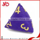 triangle shape cushion, triangle shape items, triangle pillow