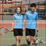 Table Tennis Shirt Badminton Sport Shirt,Design of Unisex Polo Shirt,Wholesale Uniforms                                                                         Quality Choice