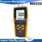 fans resistance wind velocity oven pressure measurement digital air pressure gauge150kPa