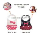 Free sample available New design boy and girl silicone baby bib with crumb catcher