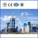 Professional portland cement plant construction project with low price