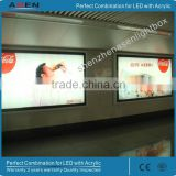 Ultra Thin 6mx6m Large Size Outdoor LED Signs