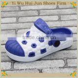 Pvc Jelly Sandal Custom Kid Slipper