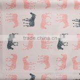 PU coating waterproof fabric 150d polyester fabric