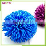Bath shower soft ball cleaning foam bath sponge                                                                         Quality Choice