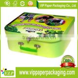 2014 HOT SALE PAPER BOX & 2014 NEW PAPER GIFT BOX & WHOLESALE ROUND PAPER MACH CARDBOARD SUITCASE BOX