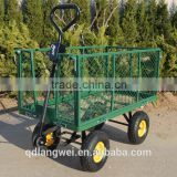 $30000 Trade Assurance Steel Mesh Foldable Luggage Cart
