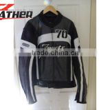 MOTOR BIKE LADIES Leather Jackets High Quality Fresh Production Real Genuine Sheepskin Selling on Cheap Prices
