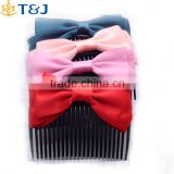 >>>Vintage Hair Clips 2016 Fashion Hair Comb Trendy Plastic Cheap Hair Comb For Women Girls/