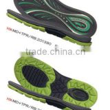 new fashion sport shoes outsole serrated basketball shoes MD shoes rounded sole                                                                                                         Supplier's Choice
