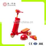 Good parts for chinese scooter folding kickbike with dual petal for sale