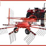 CE new design plastic small garden rake for tractors