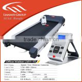 Running board 510mm electric walking treadmill for exercise with speed from 0.8-8km/h , you can work and walk at the same time