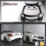 INQUIRY about HOT SALE Body Kit for SLK-CLASS R172 W- Style 11Y FRP