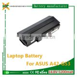 A42-G53 battery for Asus prices of laptop computer battery