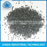 Good toughness angular blast abrasive steel grit gl50 for surface finishing