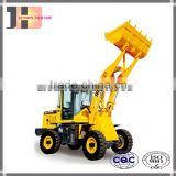 electric skid steer loader