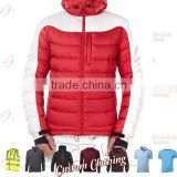 winter goose feather padding down jacket mens 2016