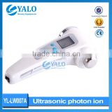 Wholesale price of YL-LW007A galvanic photon ultrasonic ion facial massage for skin rejuvenation