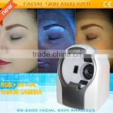 Salon Beauty Salon Equipment Multifunctional Beauty Equipment / Wrinkle Removal Facial Skin Scanner Analysis System Beauty Machine CE