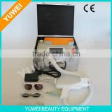 YUWEI 1064nm 532nm Q switch nd yag laser pulsed dye laser for tattoo removal vascular and skin rejuvenation