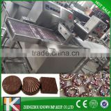 INQUIRY ABOUT 8kg cheap price for chcocolate plant chocolate enrober small line,chocolate enrober mini