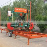 Good Performance Horizontal Portable Automatic Timber Sawmill Machine