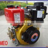 Small Portable Tiller Air-cooled 4-stroke Diesel Engine