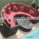 stackable rattan outdoor wicker furniture rattan cube garden furniture wholesale rattan wicker furniture LD-HC0146