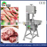 OULENO Stainless steel vertical bone sawing machine commercial bone sawing machine sawing machine electric fish meat pork bone s
