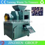 Finely processed carbon black briquette machine/coal powder ball press