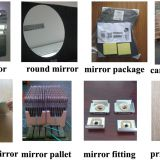 the TUV ITCC certification of lead free mirror for decoration wall