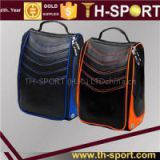 PU Leather Golf Shoes Bag