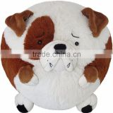 Chubby Adorable Buddy Bulldog Plush Stuffed Animal Toy for Kid
