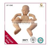 2015 real doll blanks, soft vinyl dolls, reborn baby toy doll manufacturer