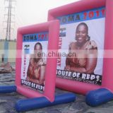 Big Inflatable Billboard / Inflatable Advertising Banner