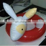 2012 newly factory sale plastic inflatable ring