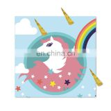 pin the horn on the unicorn game unicorn birthday party supplier