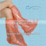 Disposable CPE Boot Cover / PE Elastic Boot Cover