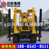 XYD-3 Crawler Hydraulic Core Drilling Rig