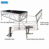 Portable  aluminum stage platform on sale,lighting truss for sale,stage platform