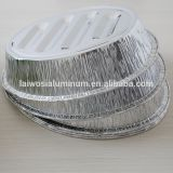 Oval Aluminium foil container disposable turkey pan