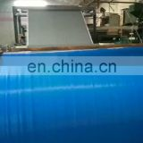 135gsm blue white pe plastic tarpaulin sheet printer