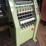 Handle cord knitting machine
