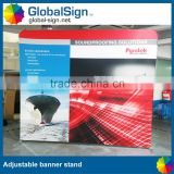 Shanghai GlobalSign durable and cheap trade show display wall