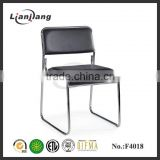 office furniture guest chairs/ metal frame chair