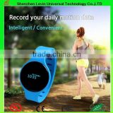 Sport Detection/Sleep /Ultraviolet Radiation Monitoring/Environment Temperature Monitoring Bluetooth OLED Samrt Bracelet